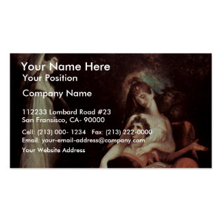 Virtue Is Recalling The Youth (From The Arms Of Si Pack Of Standard Business Cards