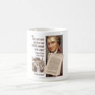 Virtue Basic White Mug