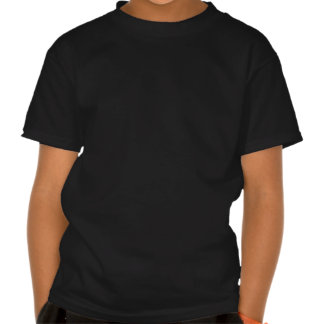 Virtue stands in the middle. tee shirt