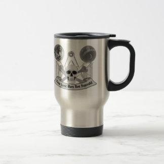 Virtus Junxit Mors Non Separabit 15 Oz Stainless Steel Travel Mug