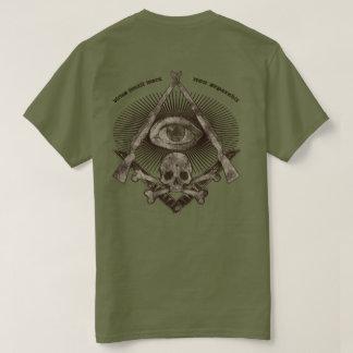 virtus junxit mors non separabit T-Shirt