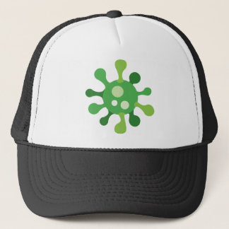 Virus Trucker Hat