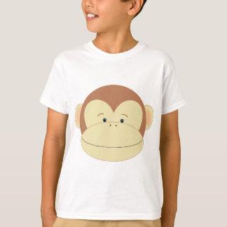Visage de singe t-shirt