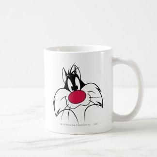 Visage rouge de nez de SYLVESTER™ Tasse À Café