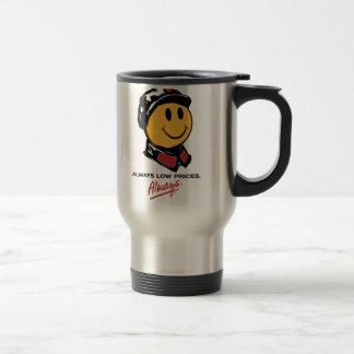 Visage souriant de Mao de Président - Chine : Touj Tasse À Café