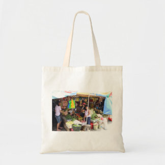 Visayan grocery store canvas bag