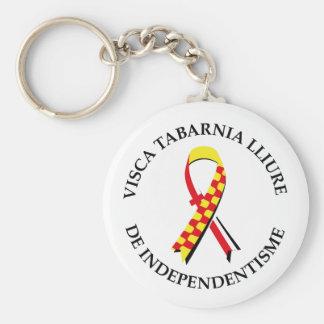 Visca Tabarnia Lliure de Independentisme Keychain