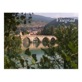 Visegrad Postcard