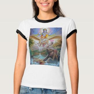 vishnu garuda gajendra makara T-Shirt