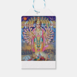 Vishnu Gift Tags