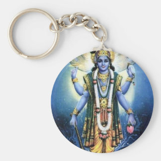Vishnu Keychain