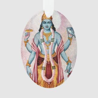 Vishnu Ornament