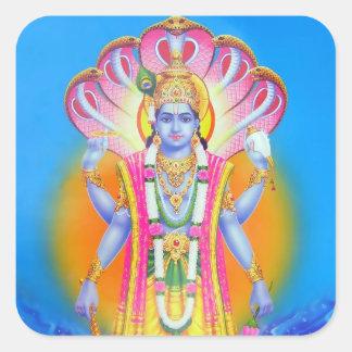 Vishnu Stickers