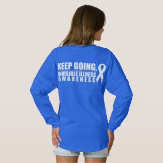 Visible Hope/Keep Going - spirit jersey