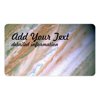 Visible-Light Image of Jupiter -- Hubble Space Pack Of Standard Business Cards