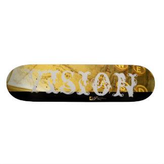Vision 1025 custom skate board