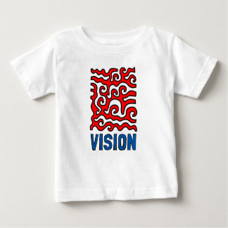 """""""Vision"""" Baby Fine Jersey T-Shirt"""