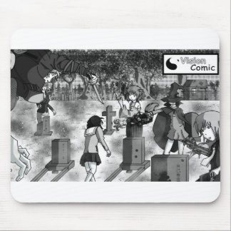 Vision Comic Mouse mat