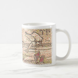 Vision in Movement: Parkour Coffee Mug