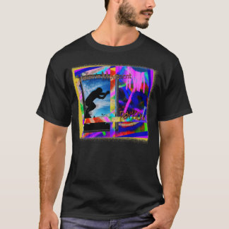 Vision in Movement: Parkour T-Shirt