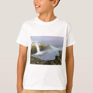 Vision of sea water t shirts