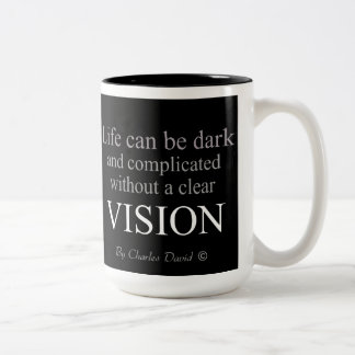 Vision Two-Tone Coffee Mug