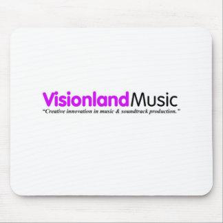 Visionland logo mouse pad