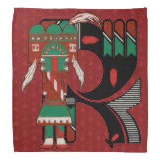 Visions Of Hopi Bandana
