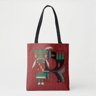 Visions Of Hopi Tote Bag