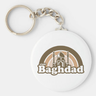 Visit Baghdad Keychain
