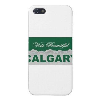 Visit Beautiful Calgary, Alberta iPhone 5 Case