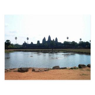 Visit Cambodia Postcard