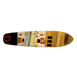 Visit India Skateboard Decks