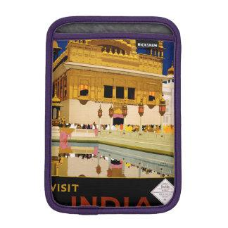 Visit India Sleeve For iPad Mini