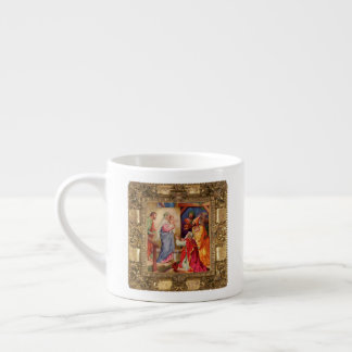 Visit of the Wise Men Espresso Cup
