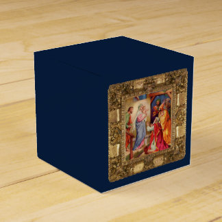 Visit of the Wise Men Party Favor Boxes