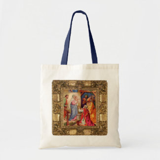 Visit of the Wise Men Tote Bag