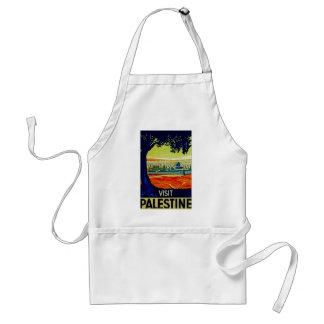 Visit Palestine Standard Apron