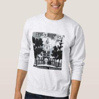 Visit Phila.on the Pennsylvania Railroad Sweatshirt