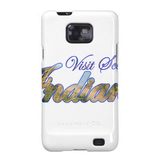 Visit Scenic Indiana Samsung Galaxy SII Cover
