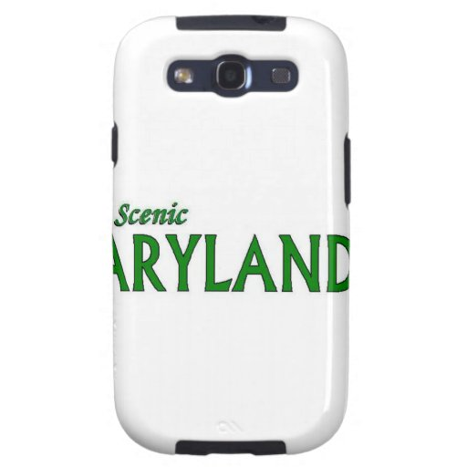 Visit Scenic Maryland Galaxy S3 Cover
