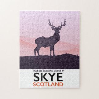 Visit the Beautiful Island of Skye Jigsaw Puzzle