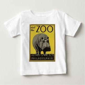 Visit the Philadelphia Zoo Baby T-Shirt