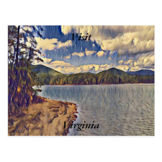 Visit Virginia Postcard 2