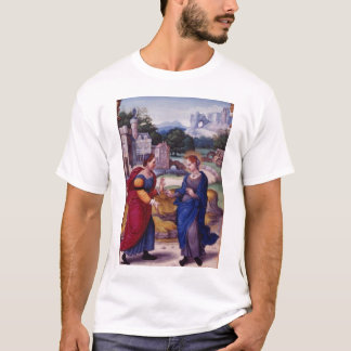 Visitation of St. Elizabeth to the Virgin T-Shirt