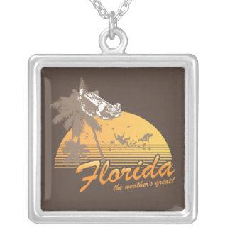 Visitez la Floride, le temps splendide - ouragan Bijouterie Personnalisée