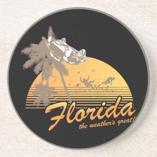 Visitez la Floride, le temps splendide - ouragan Dessous De Verres
