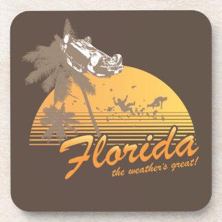 Visitez la Floride, le temps splendide - ouragan Sous-bocks