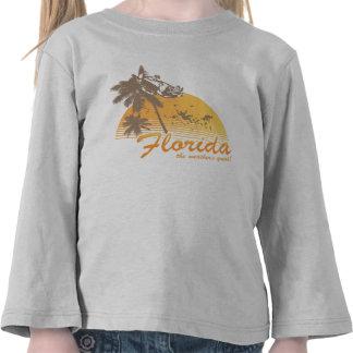 Visitez la Floride le temps splendide - ouragan T-shirt