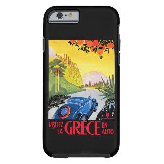 Visitez La Grece en Auto Tough iPhone 6 Case
